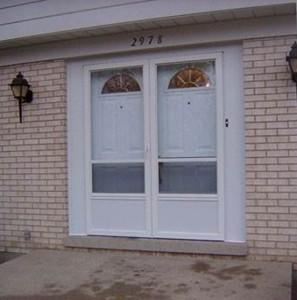 New Front Door System
