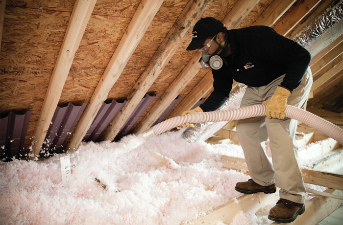 Blow In Insulations