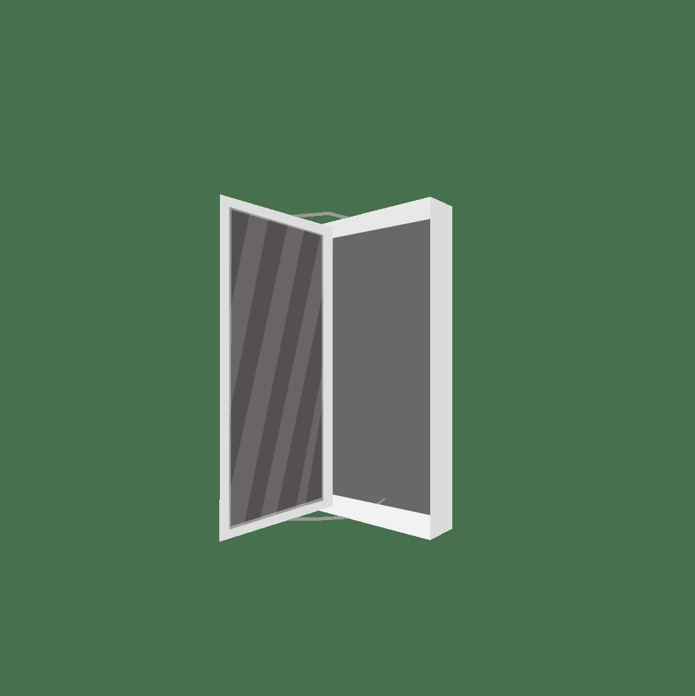 casement replacement window
