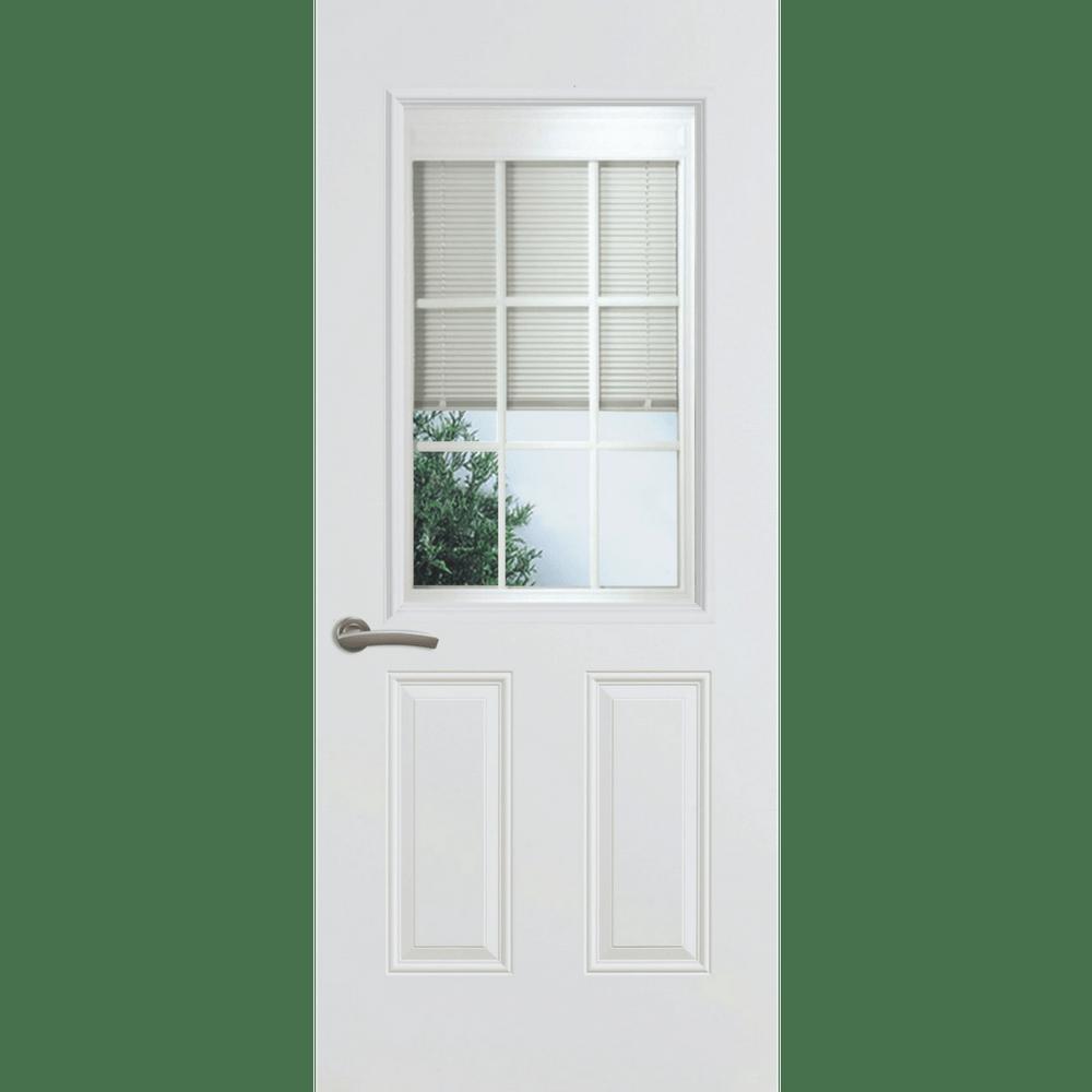 mini blind door replacement