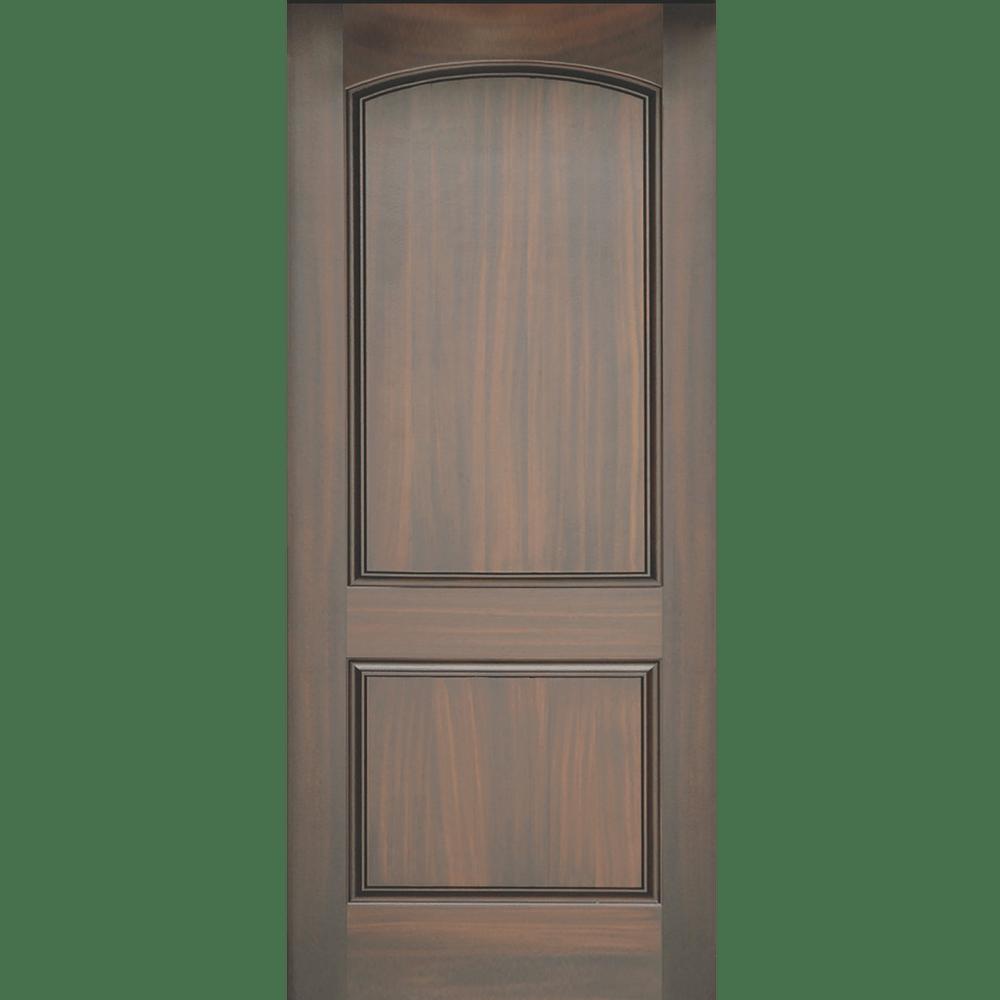 solid wood entry door replacement
