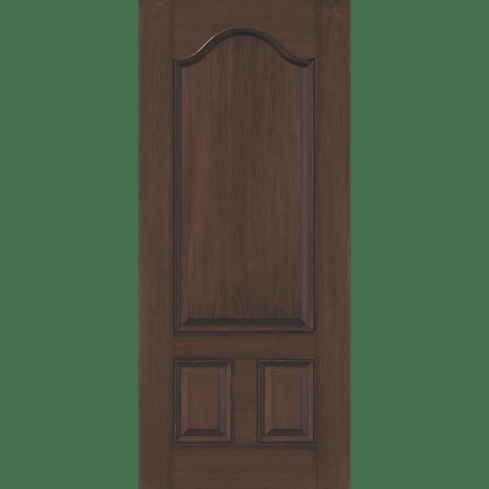 solid modern entry door replacement